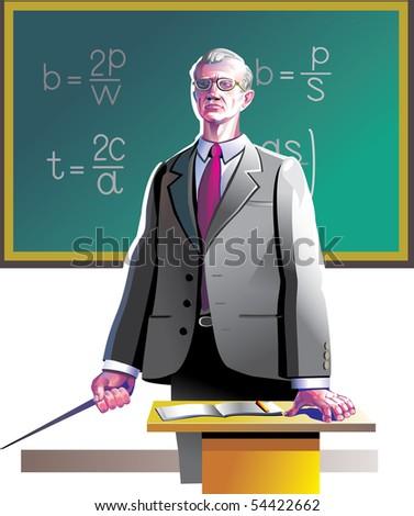 Рисунки старый учитель