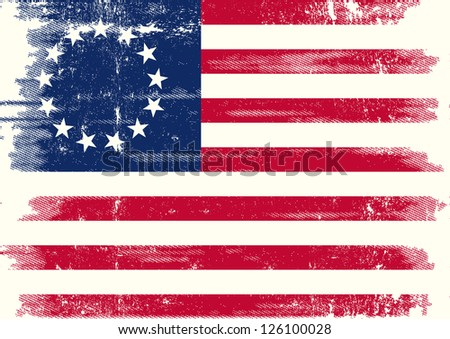 Old union dirty flag. Betsy Ross Flag for you #126100028