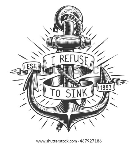 Royalty Free Stock Photos And Images Old Vintage Anchor