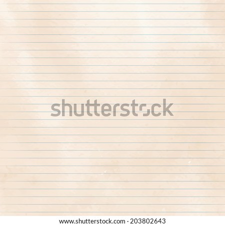 Blank Vintage Lined Paper  Download Free Vector Art Stock Graphics