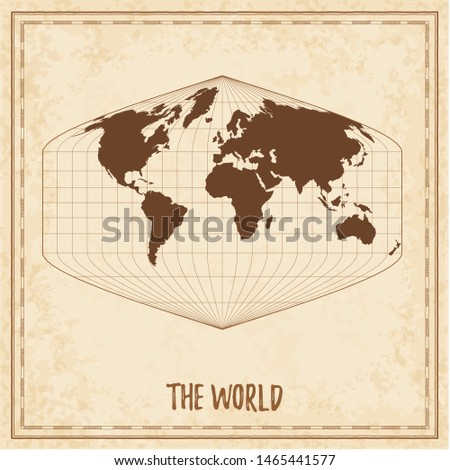 old world map baker dinomic