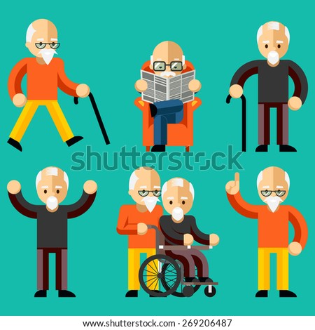 older people elderly activity