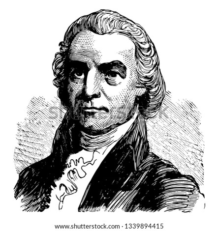 Oliver Ellsworth 1745 to 1807 he was an American lawyer judge politician diplomat drafter of the United States constitution U.S. senator from Connecticut and chief justice of the United States vintage