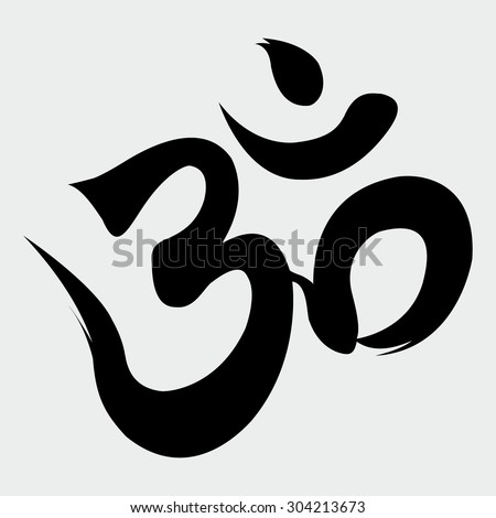 stock-vector-om-sign
