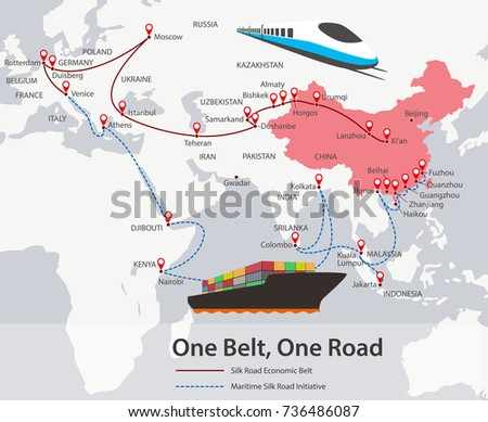 One Belt, One Road, Chinese strategic investment in the future