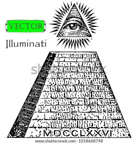 one dollar  pyramid new world