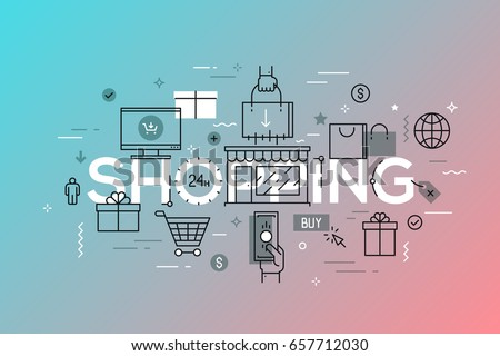 online and offline shopping