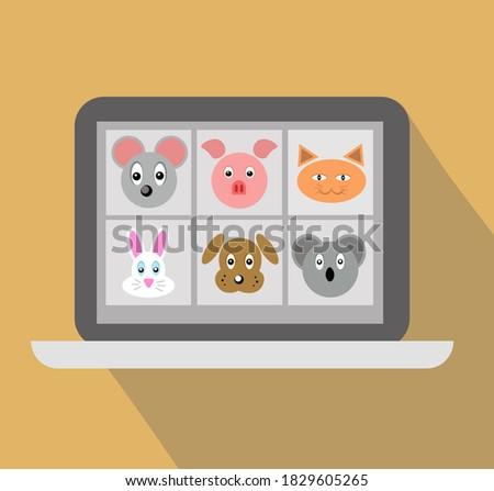 online class vector