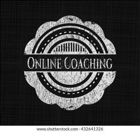 Online Coaching on blackboard