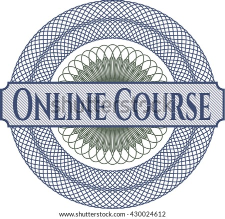 Online Course abstract linear rosette