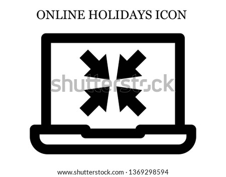 online Minimize icon. Editable online Minimize icon for web or mobile.