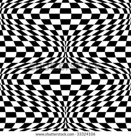 Op art background 2. Each tile repeats 6 inches.