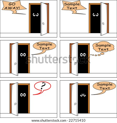 open door  peoples emotions