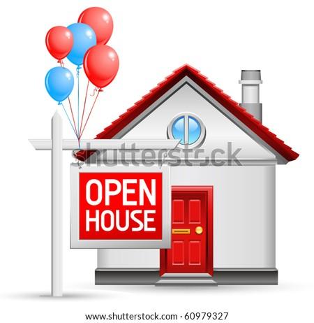 open house icon