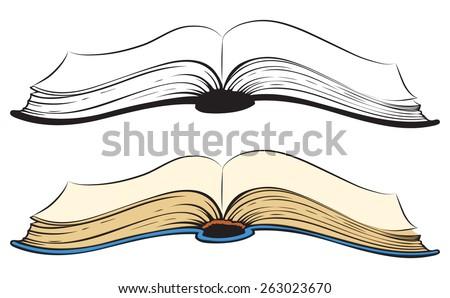 free open bible vector download free vector art stock graphics