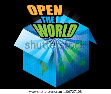 Open the world