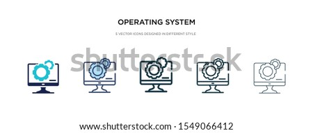 operating system icon in