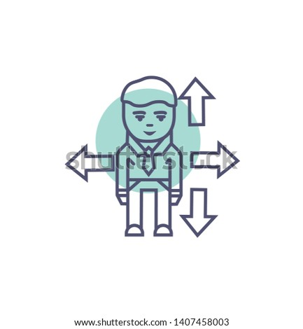opportunity icon- vector opportunity  sign and symbol