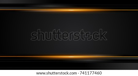 stock-vector-orange-and-black-abstract-business-background-vector-design