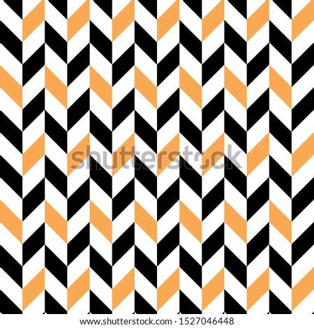 Orange and Black pattern, halloween pattern, retro pattern template, halloween background