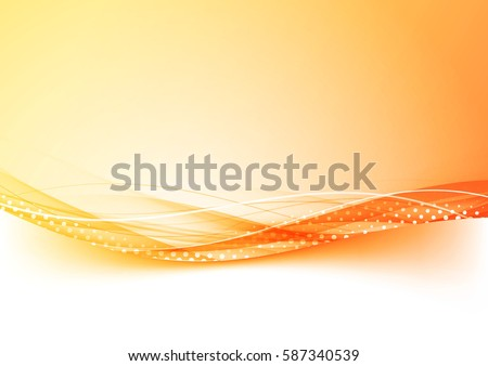 orange and red gradient border