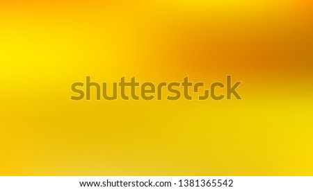 Orange and Yellow Blank background Vector Illustration #1381365542