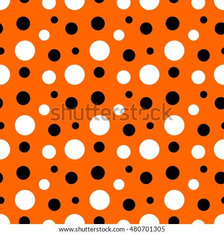 orange  black   white modern
