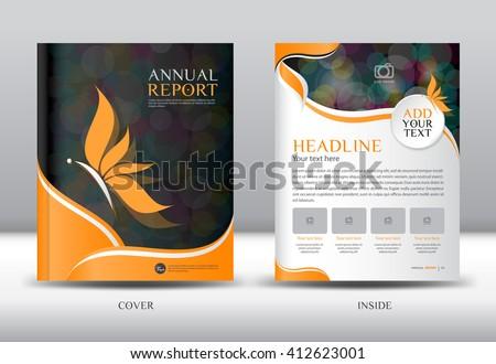orange cover annual report