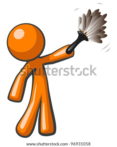 Cleaning duster vector - photo#21