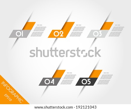 orange oblique l stickers