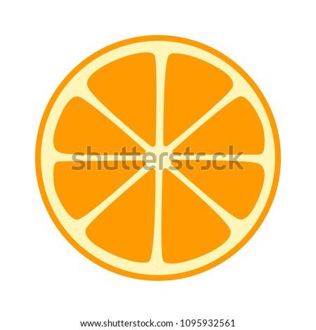 orange  tangerine or mandarin