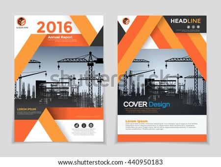 brochure template design vector illustration ez canvas