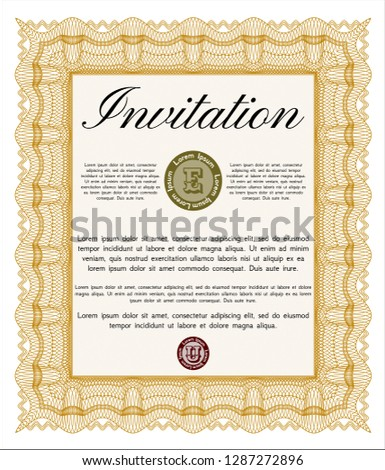 Engagement Invitation Newest Royalty Free Vectors Imageric Com