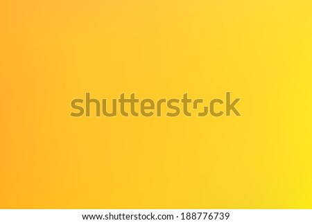 Orange yellow bright blurry abstract background