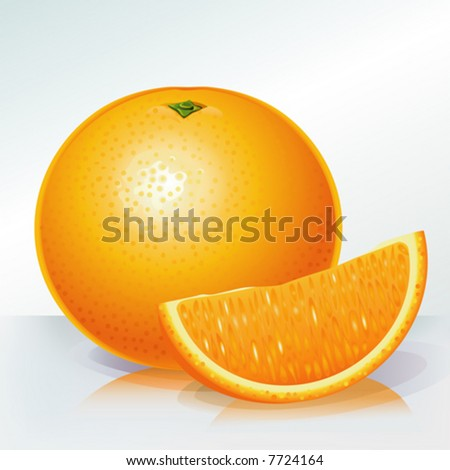 Oranges (other fruits & berries are in my gallery)
