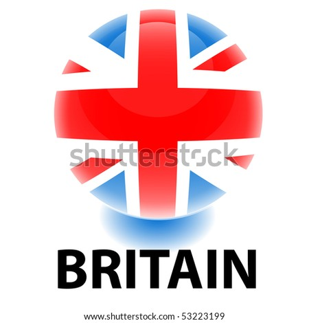 Orb Britain Flag