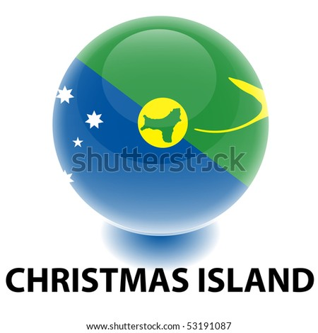orb christmas island flag