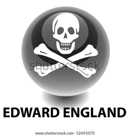 orb edward england flag