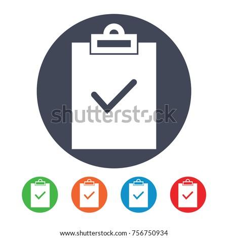 Order Vector Icon