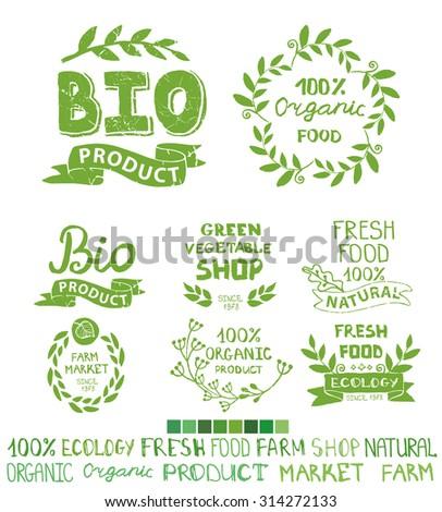 Green Foods Bio Menu