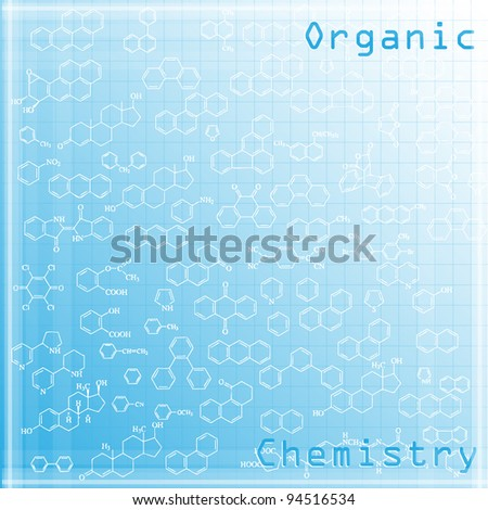 Organic chemistry background