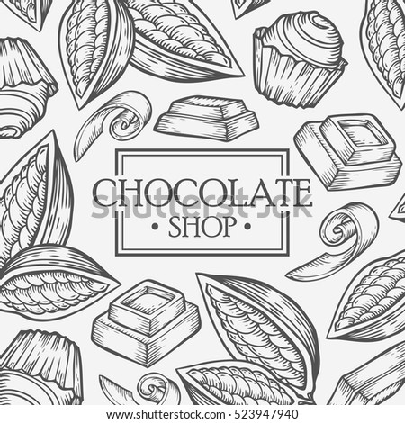 organic cocoa cacao chocolate