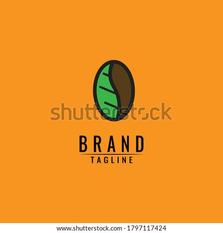 organic coffee logo for your