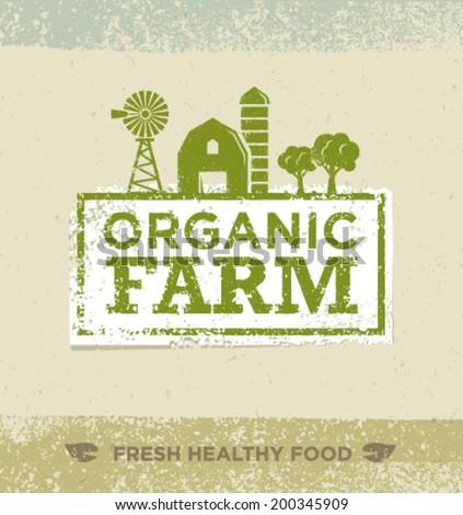 organic farm fresh healthy food ...