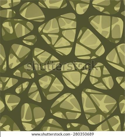 organic pattern vector