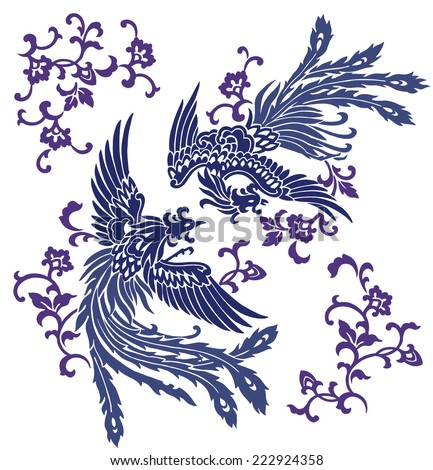 oriental phoenix