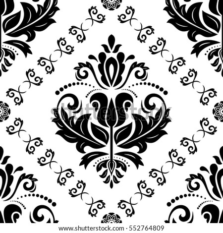 oriental vector classic pattern