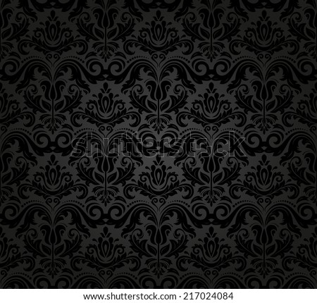 oriental vector pattern with