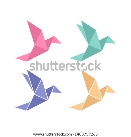 origami bird origami birds