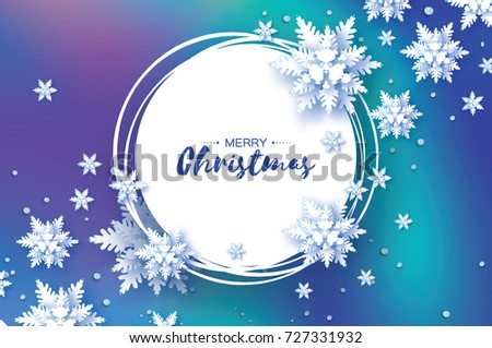 origami christmas greetings